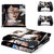 Detroit become human  ps4 skin decal for console and 2 controllers