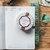 Pavilio Flower lace tape - Yamabuki - 1.5 cm wide washi tape 10m - perfect for