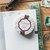 Pavilio Flower lace tape - Sakurasou - 1.5 cm wide washi tape 10m - perfect for