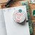 Pavilio limited lace tape - Lush Tile - 1.5 cm wide washi tape 10m - perfect for