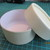 4 inch wide Round Cream Box