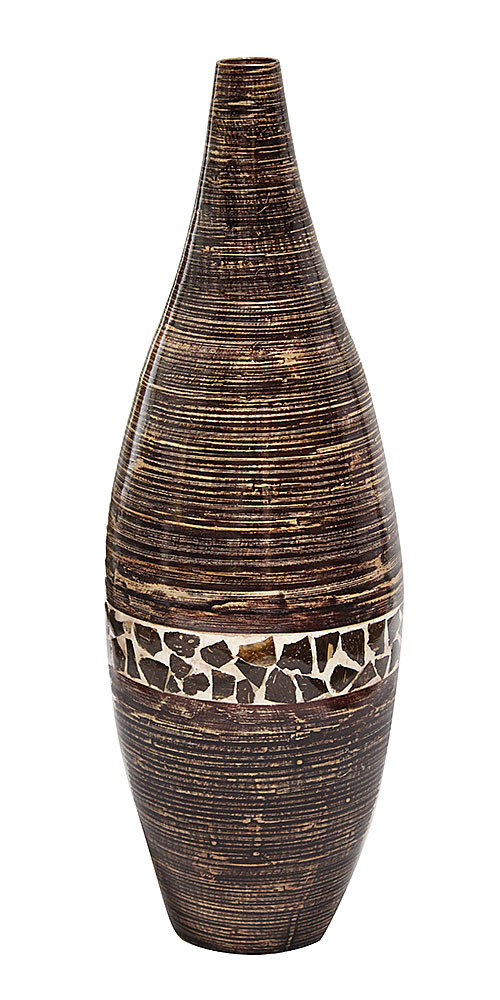 Maya Home Decorative Accent 31 Spun Bamboo By Clickhere2shop On