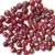Ruby 4mm Gemstone Cabochon Rose Cut FOR THREE