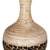 "Cora Home Decorative Accent 22"" Spun Bamboo Vase"