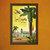 TWA Los Angeles 1950 - Vintage Tourism Travel Poster Advertising Retro Home