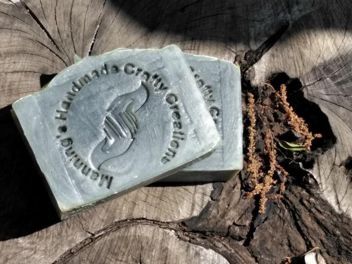 Green Tea Detoxifying Clay Soap