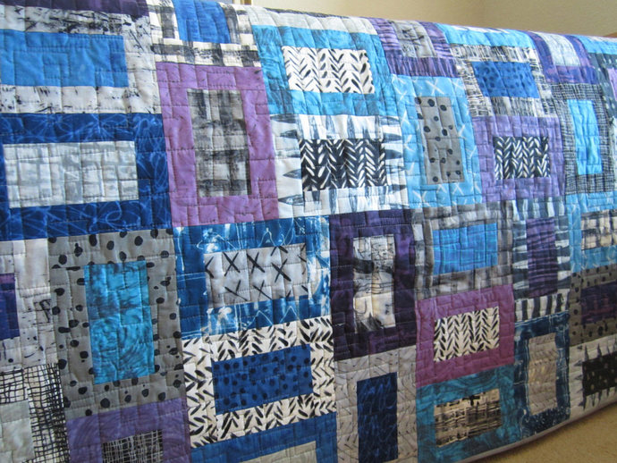 diamond table patchwork mountain toppers shaped handmade homemade quilt runners quilts