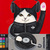 Record Store Day DJ Cat Original Cat Folk Art Painting