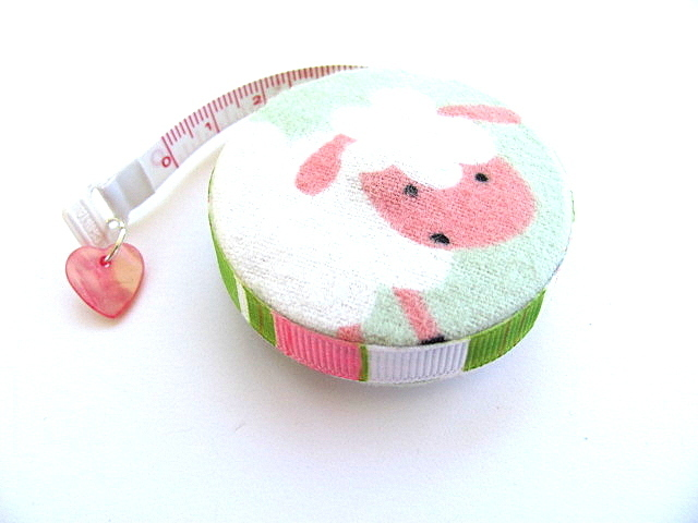 Tape Measure Baby Sheep Retractable Measuring Tape