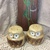Vintage Pottery Craft Owl Salt and Pepper Shakers