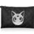 Sailor Moon Luna Cat Face Cosmetic Makeup Bag
