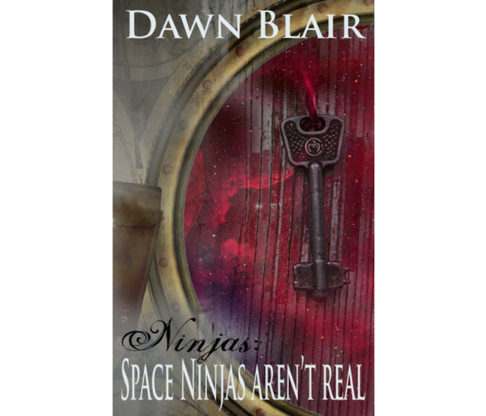 Ninjas: Space Ninjas Aren't Real (a novella by Dawn Blair)