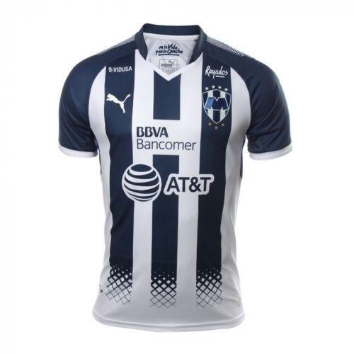 BNWT Rayados De Monterrey 2018 Home Jersey Liga Mx