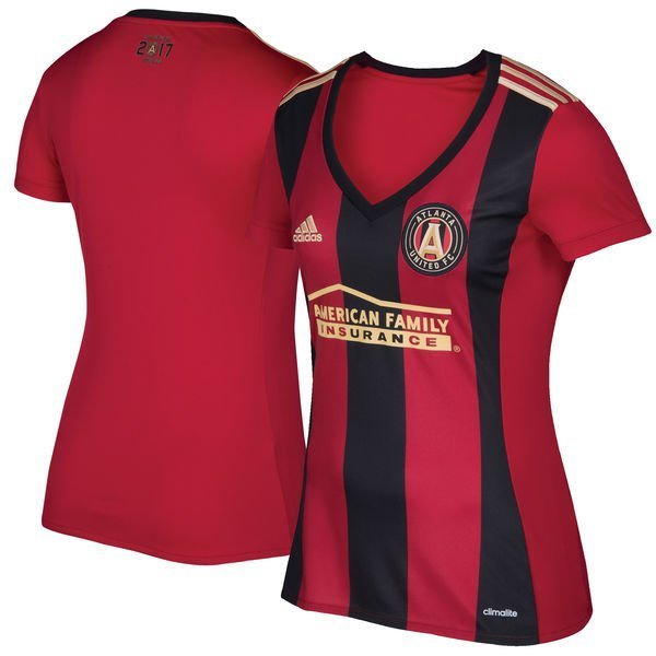Women's Atlanta United FC SOCCER Home 2018 Secondary MLS jersey