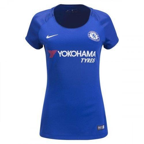 Women's Chelsea Home Jersey 2018 premiere league BLUE-Best Quality