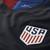 US Soccer Away Vapor Match Custom Jersey - Black/BEST QUALITY
