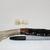 Wolf bone handle knife with a obsidian blade.... v584 ....Ornamental, replica,