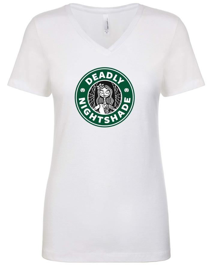 Deadly nightshade shirt