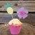 Luau Cupcake Toppers, 12 ct.