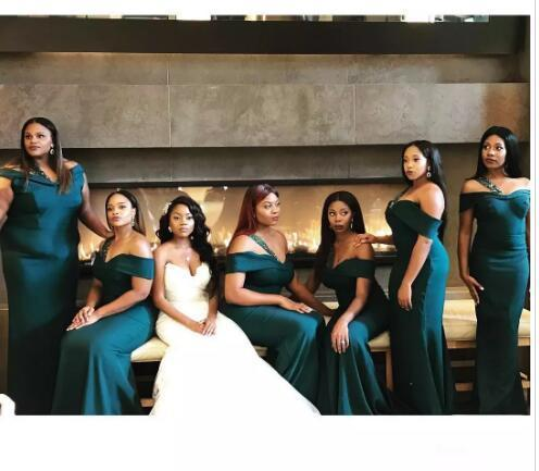 Elegant African Nigerian 2018 Long By Miss Zhu Bridal On Zibbet