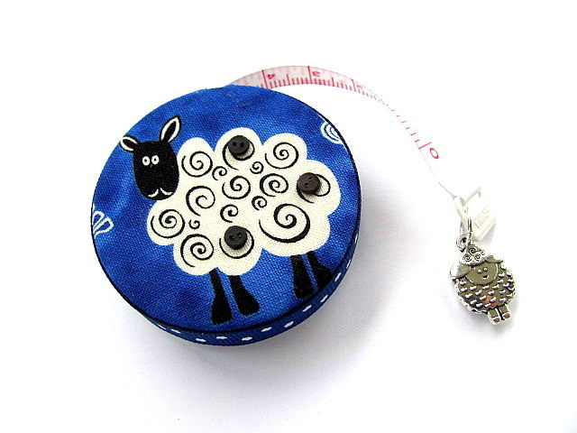 Tape Measure Blue Sheep Retractable Measuring Tape
