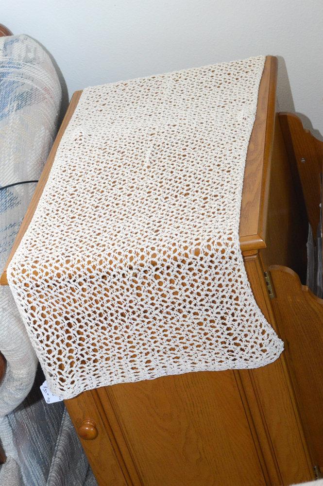 Honey Comb Table Runner