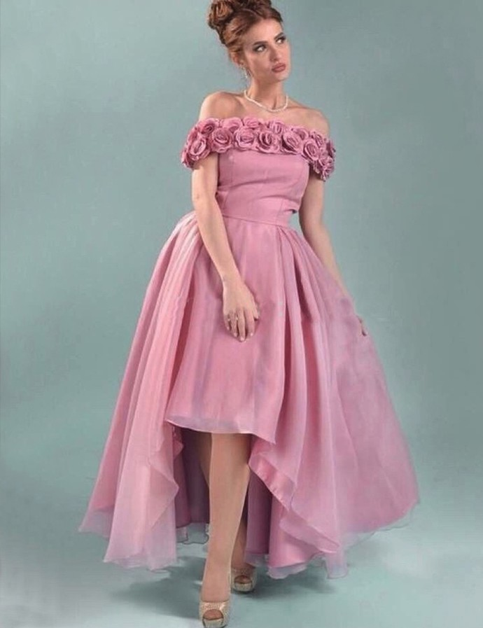 Off Shoulder Party Dresses,Saudi Arabia Party by prom dresses on