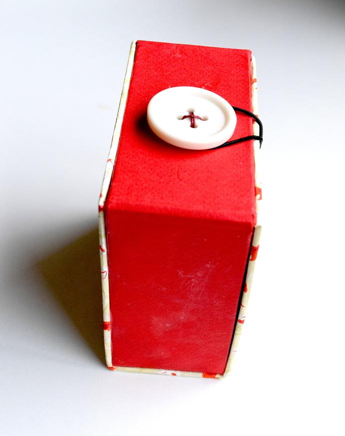 Koi Box, Treasure Box, Trinket Box