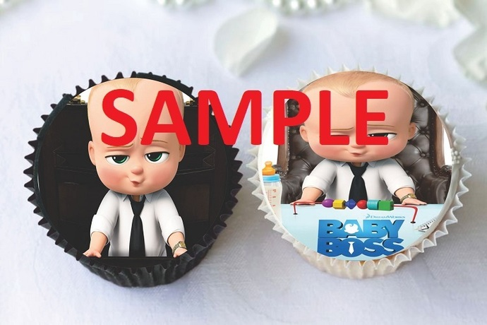 Instant Download Boss Baby Cake toppers wwe by Misr Store on Zibbet
