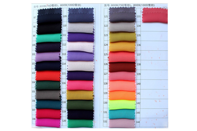 A-Line Princess Bateau Floor-Length Long Sleeves Lace Chiffon Wedding Dresses