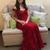 Copy of Lace Red Elegant Prom Dresses Off Shoulder Pageant Dress