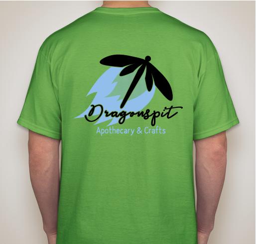 Dragonspit Apothecary & Crafts Men's T-Shirt (Small - XXXLarge)