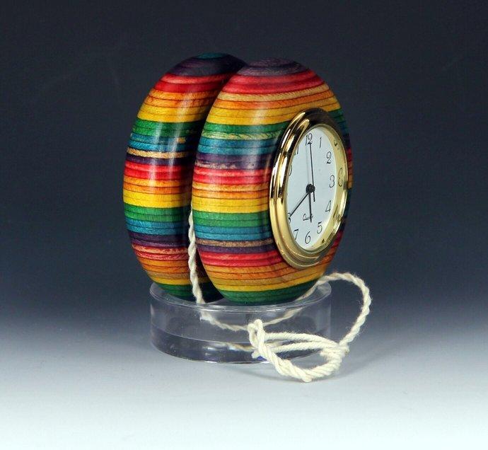 Tom Kuhn/BC Rainbow YoYo Desk Clock - Modded by YoYoSpin