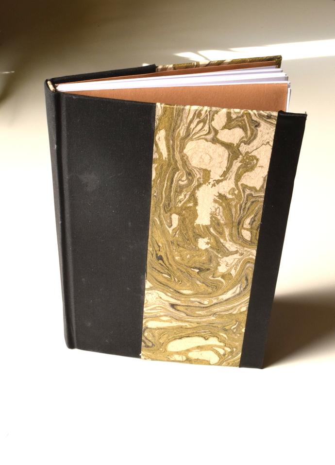 Sumagashi Marbled Journal
