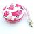 Tape Measure Pink Piggy Retractable Tape Measure