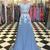Two Piece Prom Dress, Light Blue Lace Prom Dresses,Cap Sleeve Prom Dress,Prom