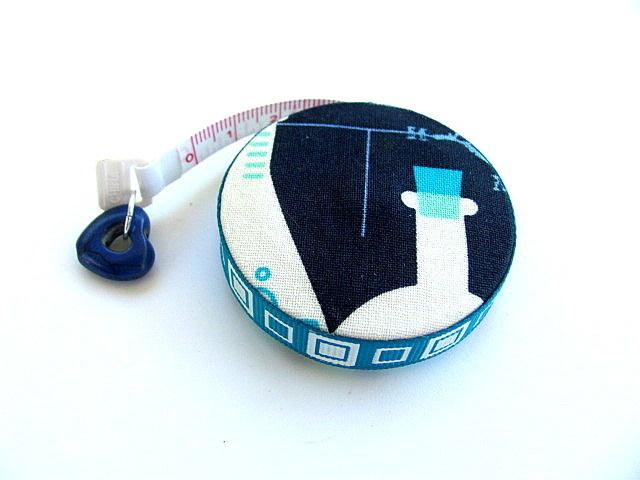 Retractable Tape Measure Science Theme Tape Measure