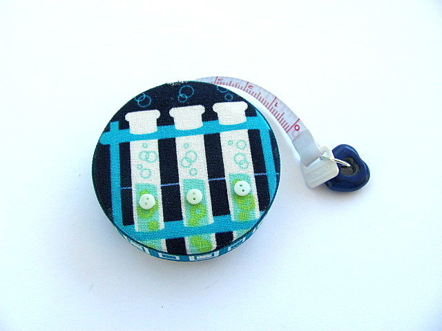 Retractable Tape Measure Science Theme Tape Measure