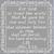 John 3:16 Filet Crochet Chart