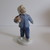 "Vintage Bing & Grondahl Figurine ""Who Is Calling"", Bing & Grondahl Denmark Child"