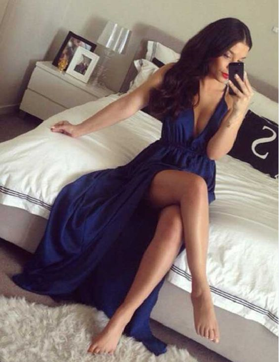 royal blue prom dresses,cheap prom party dresses, simple prom gowns,fashion prom