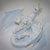 Dragon   Articulated Dragon   BJD Dragon   Ball Jointed Dragon   White Dragon