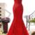 Long Evening Dresses Sweetheart Tulle Mermaid vestido de festa Sequined