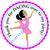 Darker Tone Ballerina 2 Handmade Printable Party Favor Birthday- Tag Birthday