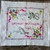 Vintage Mother Sampler Embroidery Floral Mother Is Another Name for Love Pink