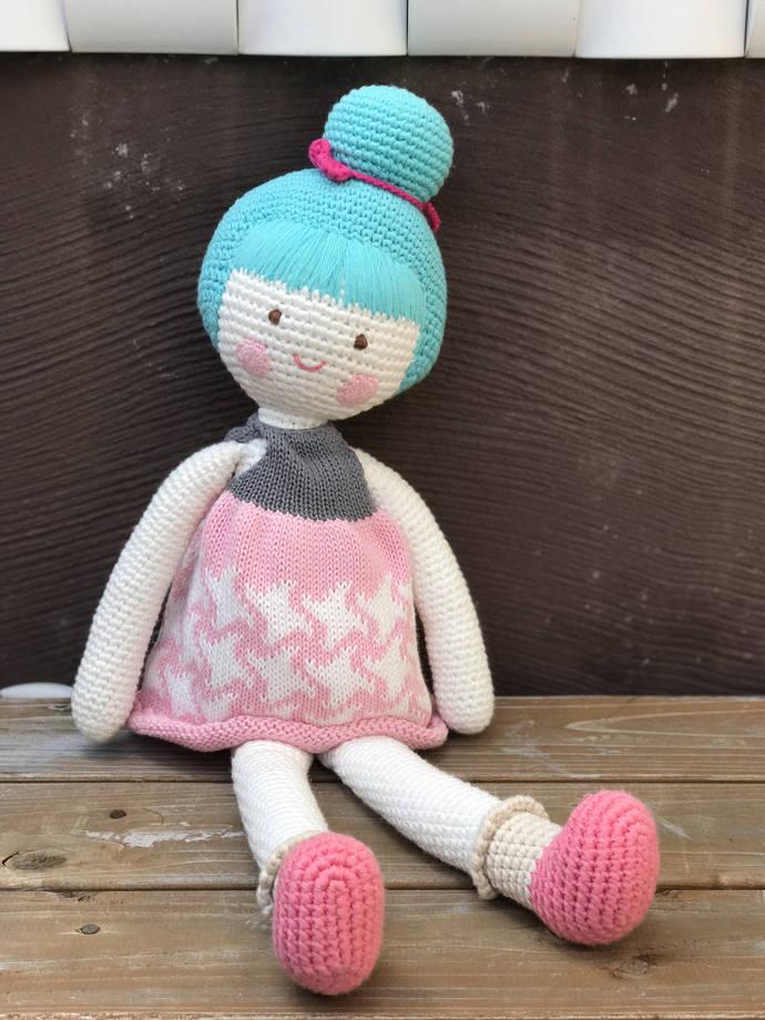 Beautiful Handmade Crochet Amigurumi By La Manina Handmade On Zibbet