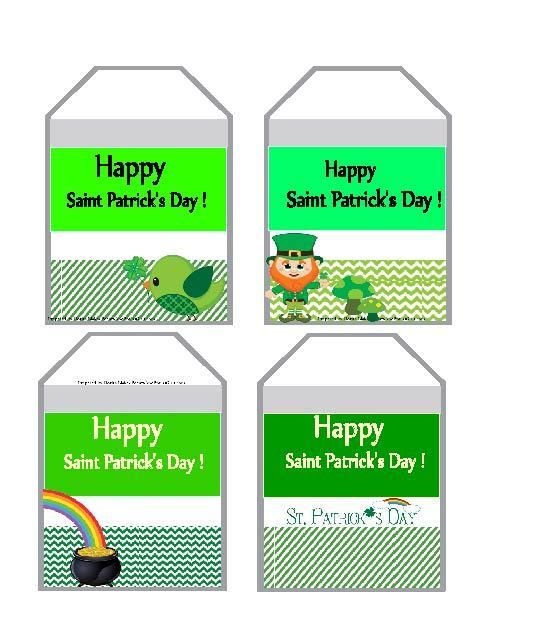 Copy of Shipping Labels Day Handmade Printable Tag- Gift Birthday - Tags
