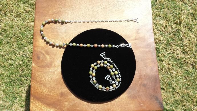 GoGo Fashion Chain - Unakite