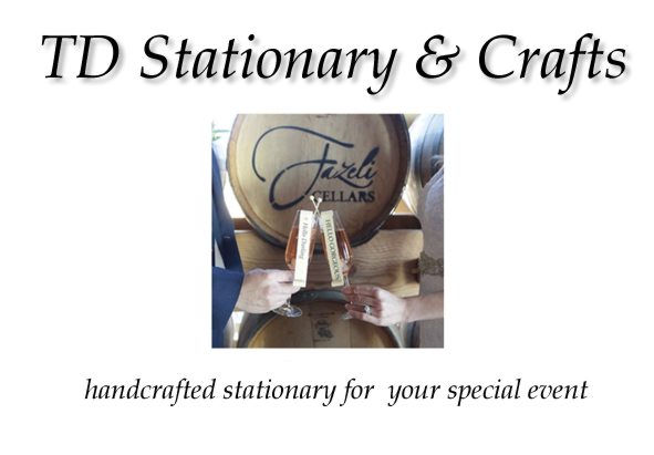 Custom Order - Meal Choice Wine Glass / Champagne Flute Seating Place Card