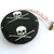 Measuring Tape Skulls and Knitting needlesRetractable Pocket Tape Measure